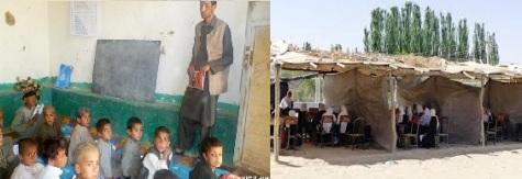 Schools in Ghor