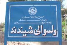 جنگ در شیندند هرات