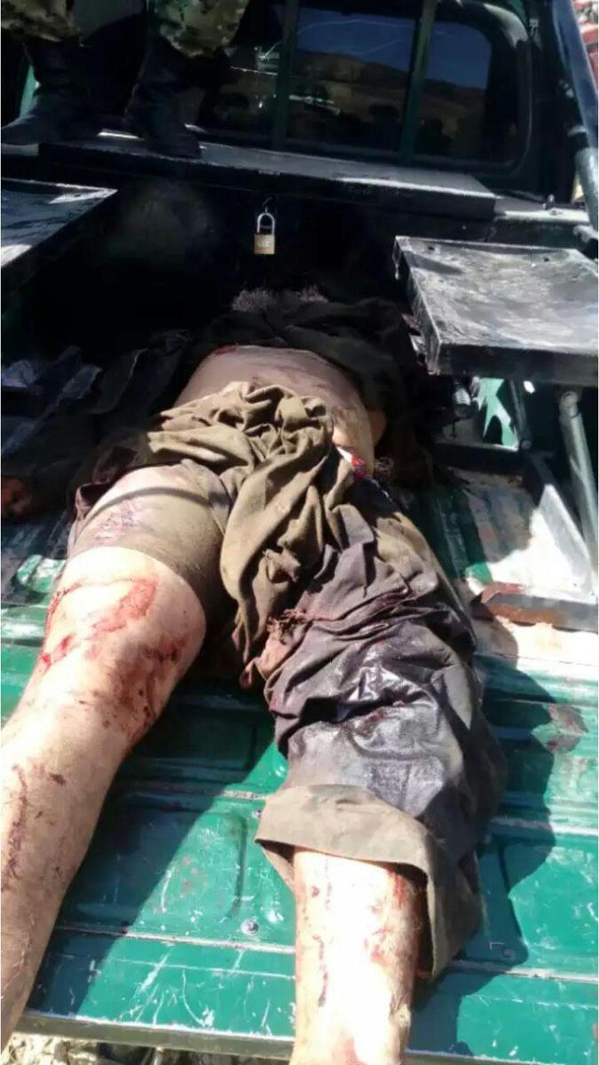 ملا مطصفی و ملا سیار در هرات کشته شدند.