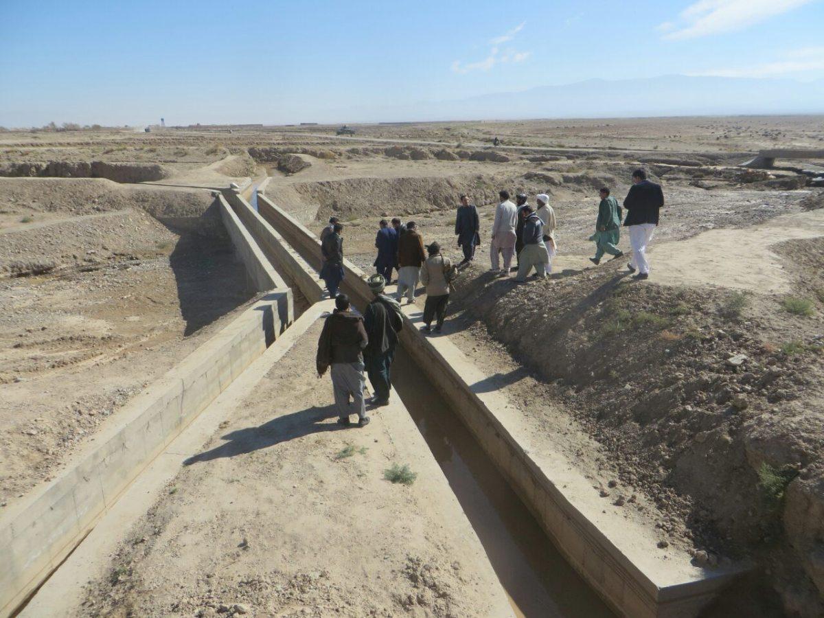 بهره برداری از 49 برنامه سازندگی در هرات.